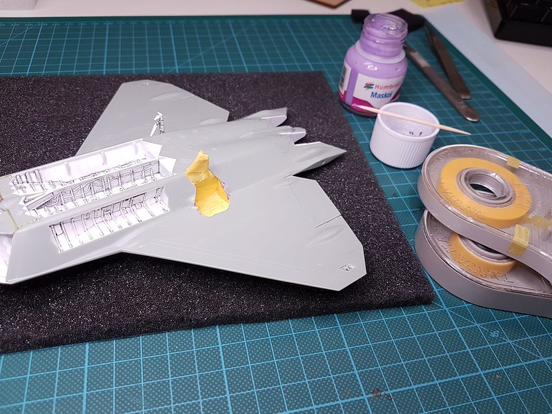 Academy 1/72 F-22A Air Dominance Fighter - Sida 5 32361494028_574663cc72_c