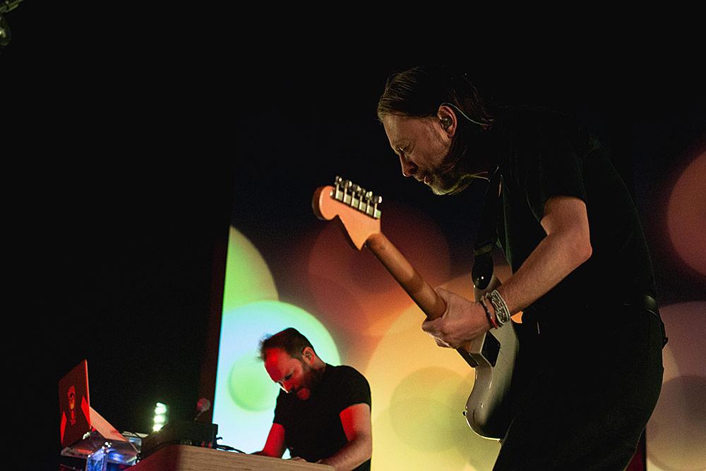 Thom Yorke @  Franklin Music Hall, Philadelphia