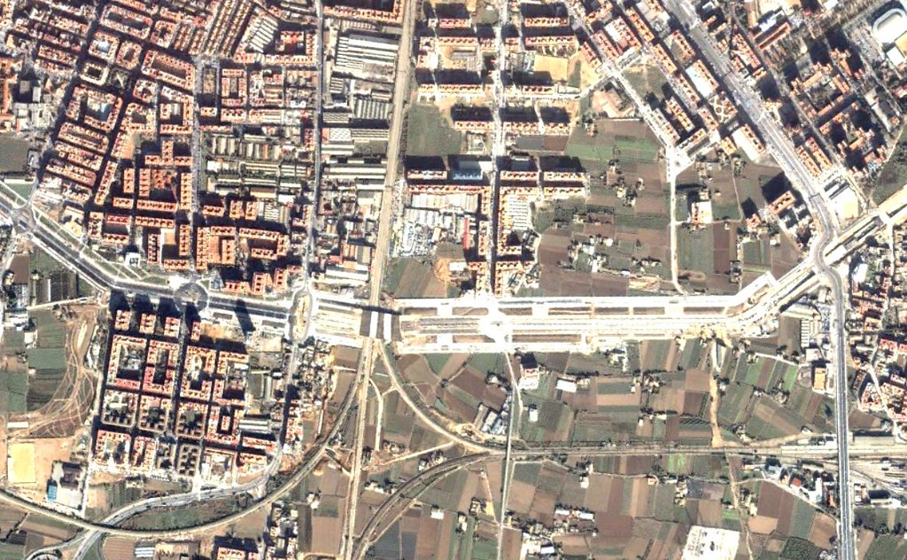 malilla, valencia, lilbad, antes, urbanismo, planeamiento, urbano, desastre, urbanístico, construcción