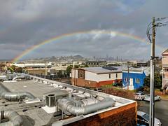 Bayview rainbow