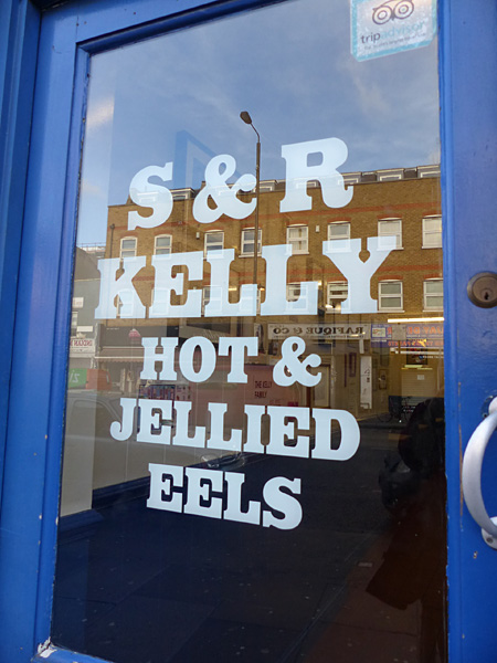 hot and jellied eels