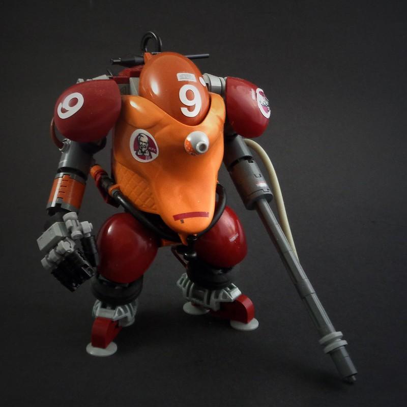 LEGO Mech Suit Mercenary Sniper [MA.K Advanced Design]