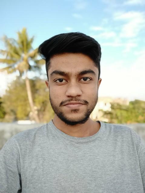 Selfie shots - Redmi Note 6 Pro