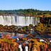 Las cataratas de Iguazú en todo su esplendor #brasil #landscape