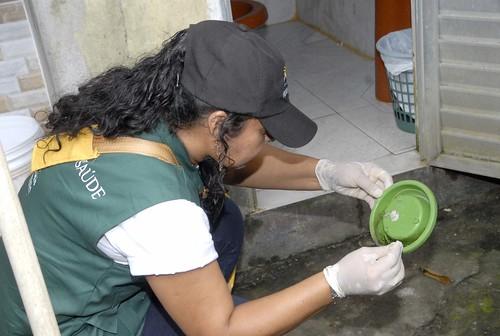 04.02.19 Diagnóstico sobre Infestação do Aedes inicia em oito bairros de Manaus.