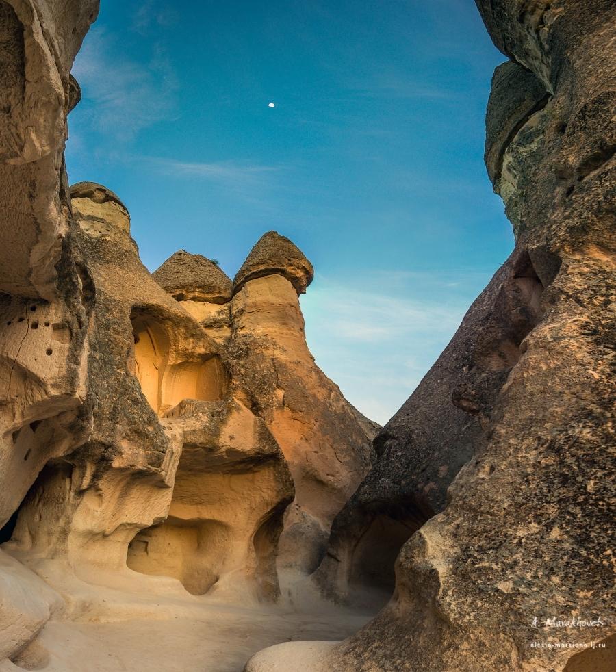 Cappadocia, best, places, Каппадокия, обзор, интересные места, Турция