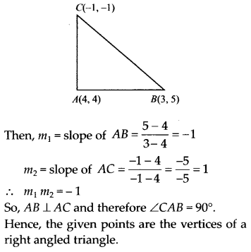 NCERT Solutions for Class 11 Maths Chapter 10 Straight Lines 9