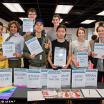 NYFA Los Angeles - 10/10/2018 - Club Fair & Clothesline Project