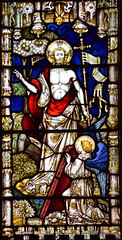 Resurrection (Clayton & Bell, 1878)
