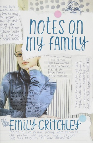 Emily Critchley, Notes On My Family