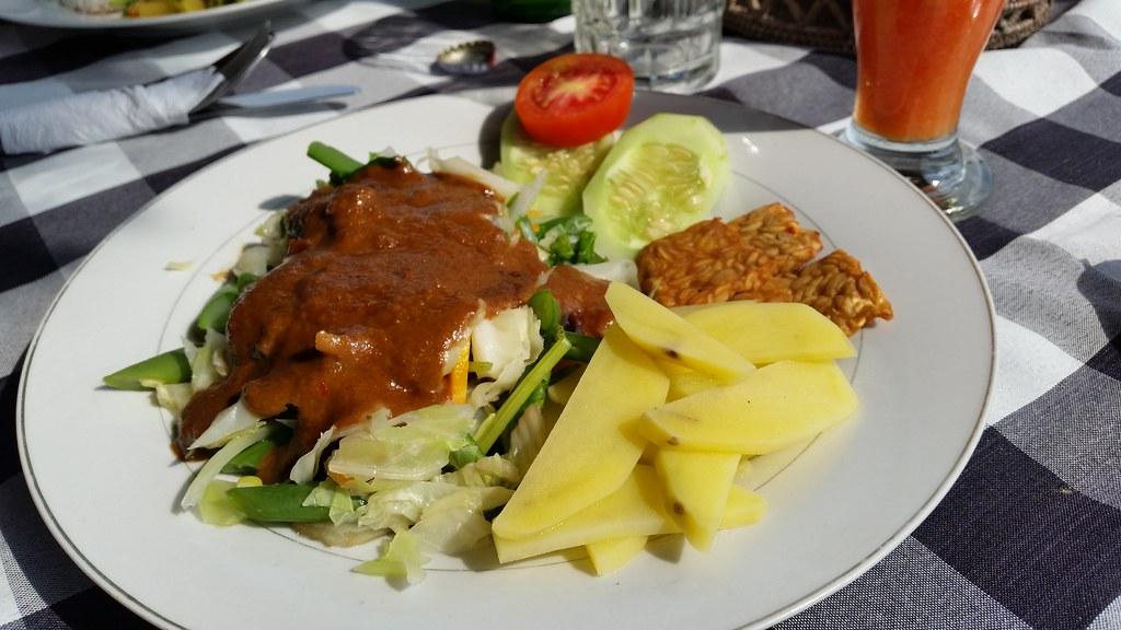 Potrawy na Bali