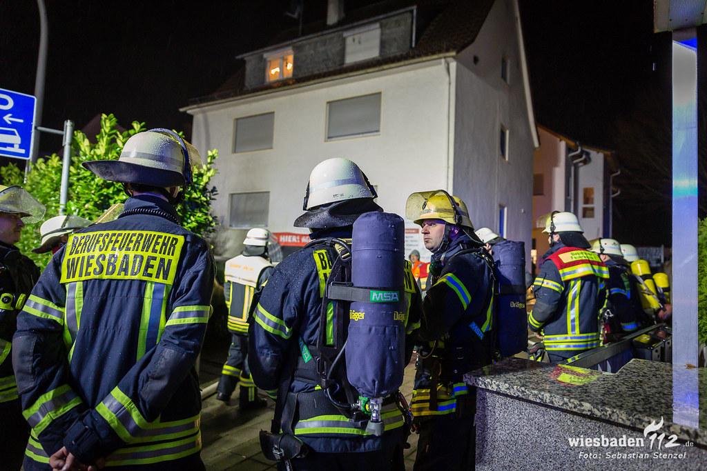 Wohnungsbrand Schierstein 28.11.18