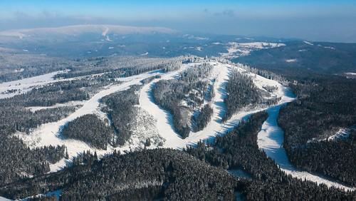 Lyžujte v lyžařském areálu PLEŠIVEC s 25% slevou