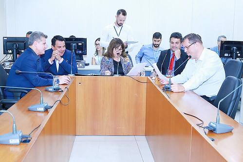 40ª Reunião Ordinária - Comissão de Orçamento e Finanças Públicas