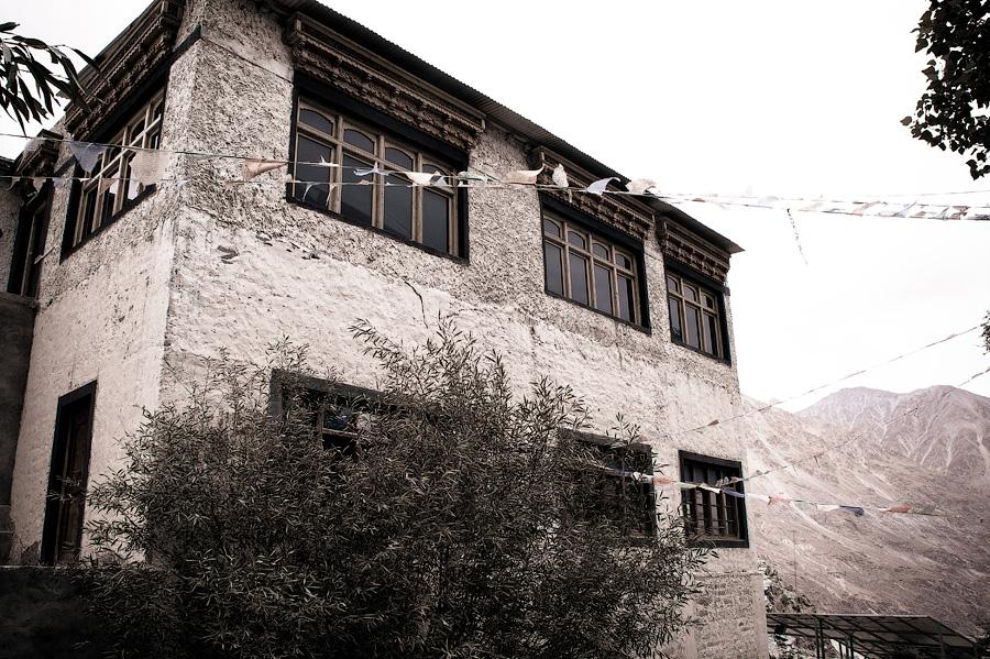 Энса гомпа, Долина Нубра