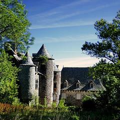 Vigouroux, Cantal, France