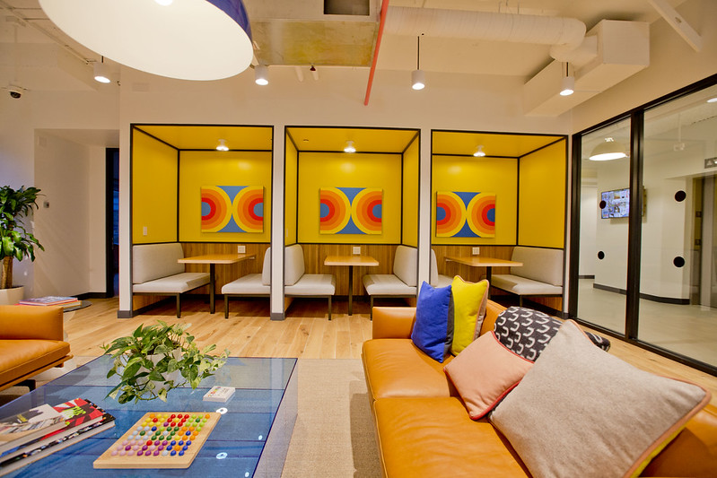 WeWork Coworking Space, 333 Seymour, Vancouver