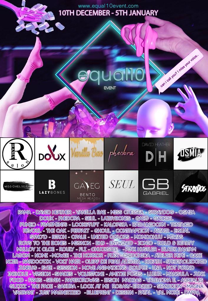equal december round - TeleportHub.com Live!