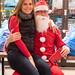 Nadia and Santa