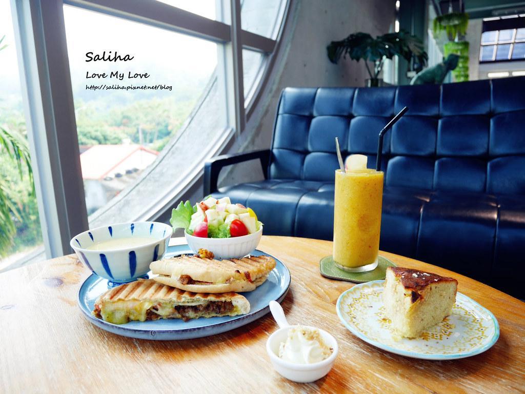 新北深坑Arc Cafe不限時餐廳咖啡館下午茶好吃早午餐餐點推薦 (8)