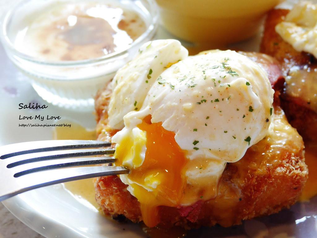 台北農安街行天宮附近餐廳美食推薦遇見美好早午餐咖啡廳 (6)