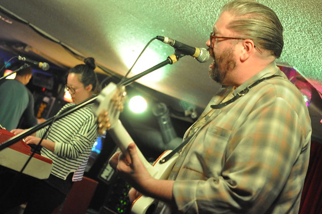 Zorton & The Cannibals at House of Targ