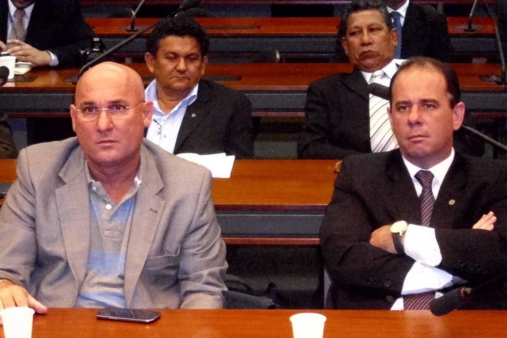 Primo de Helder e irmão do vice-governador eleito são alvos da operação da PF, Cristiano e Lúcio Vale