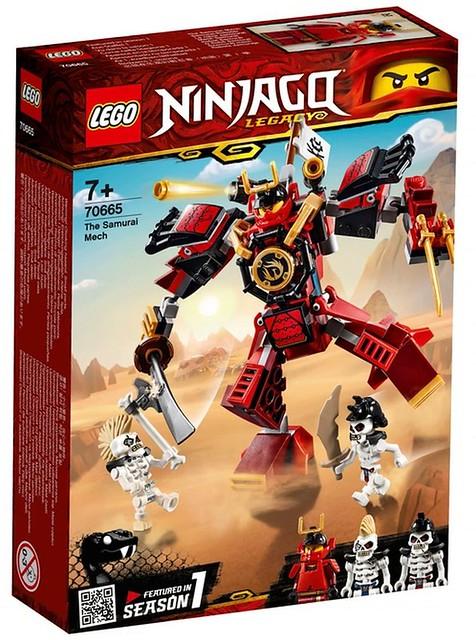 LEGO Ninjago Legacy 2019 70665 01