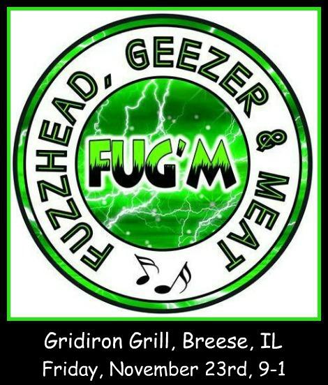 Fuzzhead, Geezer & Meat 11-23-18