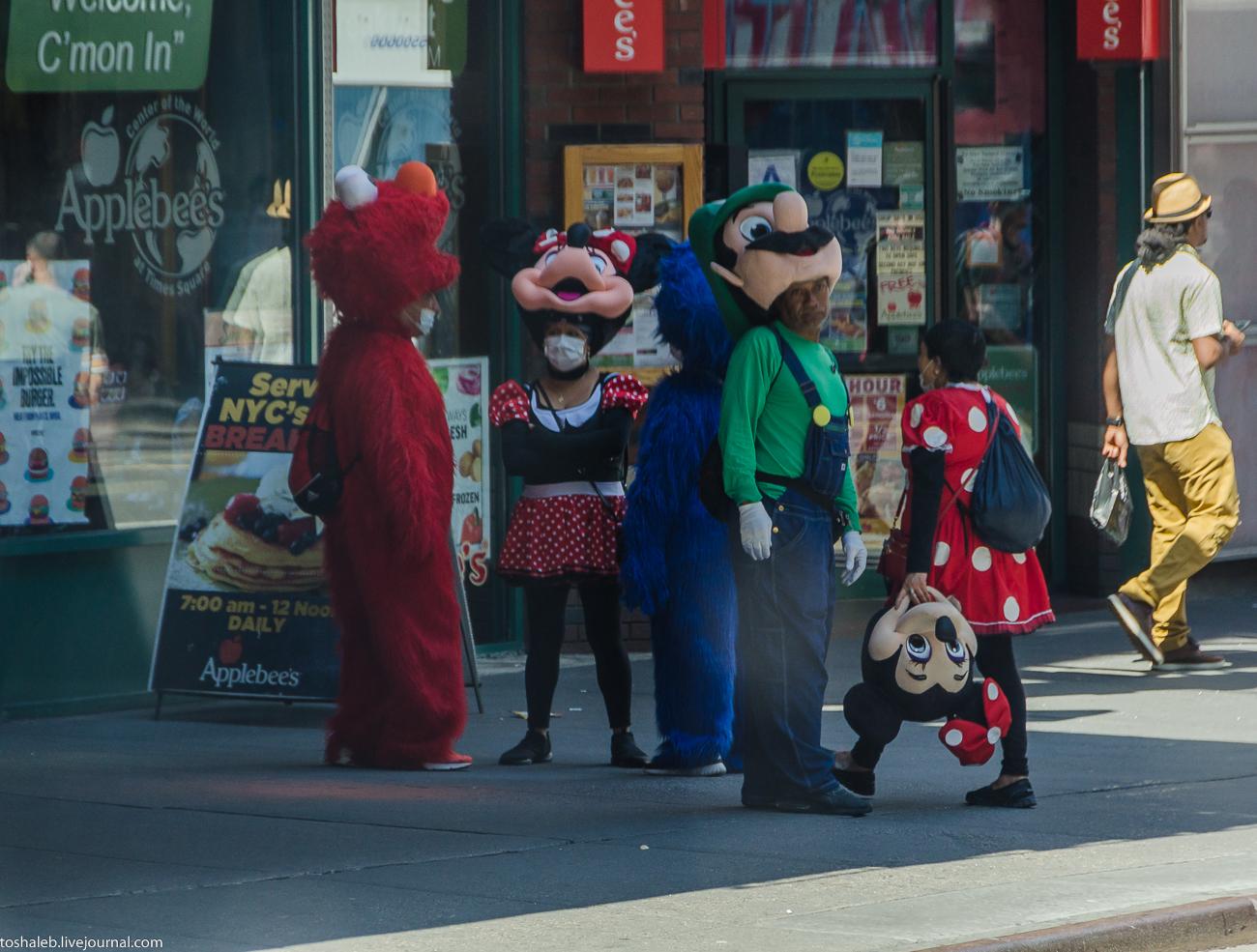 Нью-Йорк_Central Park_Times Square-76