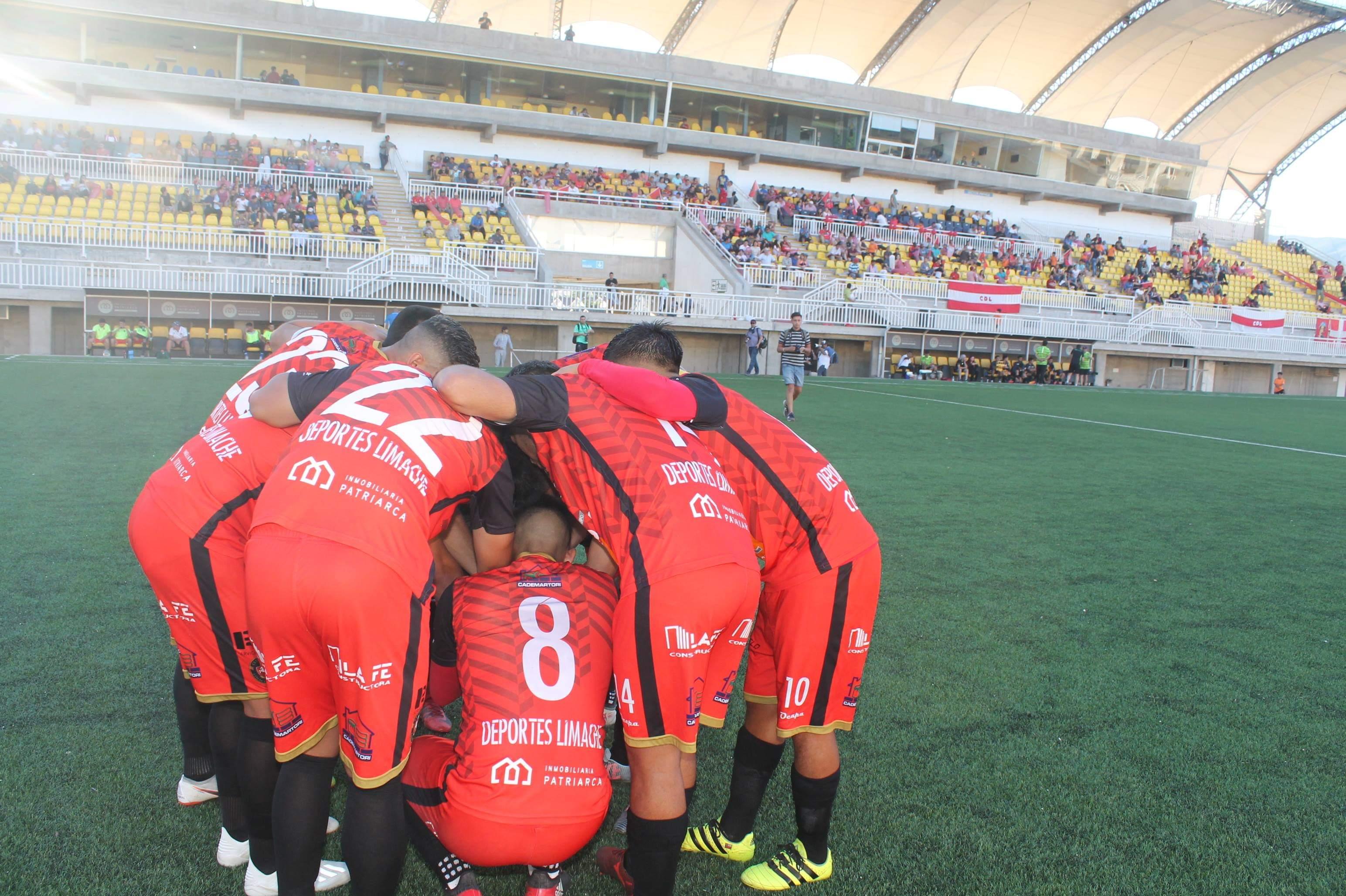 Deportes Limache 2-2 Lautaro de Buin