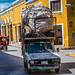 2018 - Mexico - IZAMAL - Refuse Pick Up por Ted's photos - Returns Early January