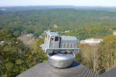 DieselDucy at East River Mountain Overlook