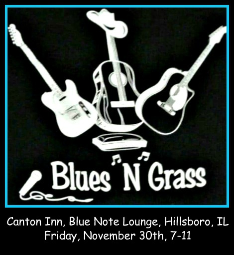 Blues N Grass 11-30-18
