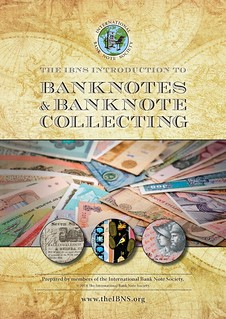 IBNS Introduction to Banknotes book cover