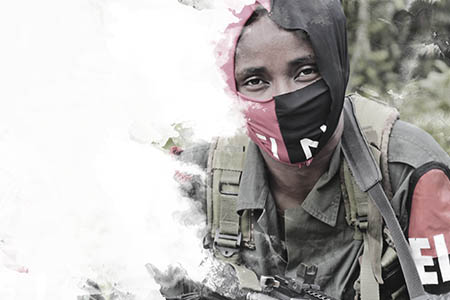 Entre fuzis e sutilezas: o cotidiano na guerrilha colombiana