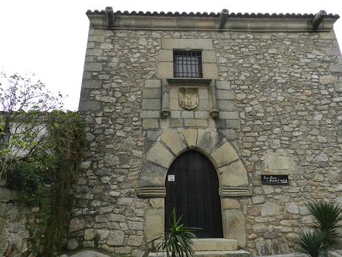 Casa de los Pizarro Trujillo Caceres