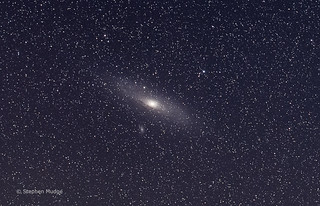 The Andromeda Galaxy | by mudge.stephen