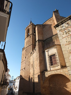 Iglesia de Nuestra Señora de la Asunción - Torre