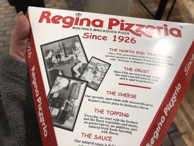 Regino Pizzeria