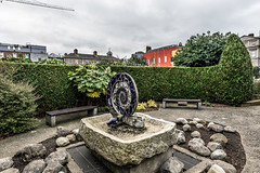 A VISIT TO DUBLIN CASTLE [THE GROUNDS AND GARDENS]-147373