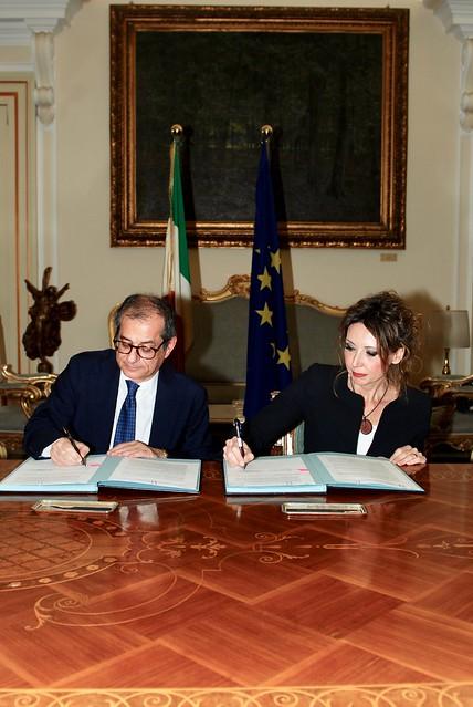 Accordo tra il governo e la regione Valle d'Aosta in materia di Finanza Pubblica