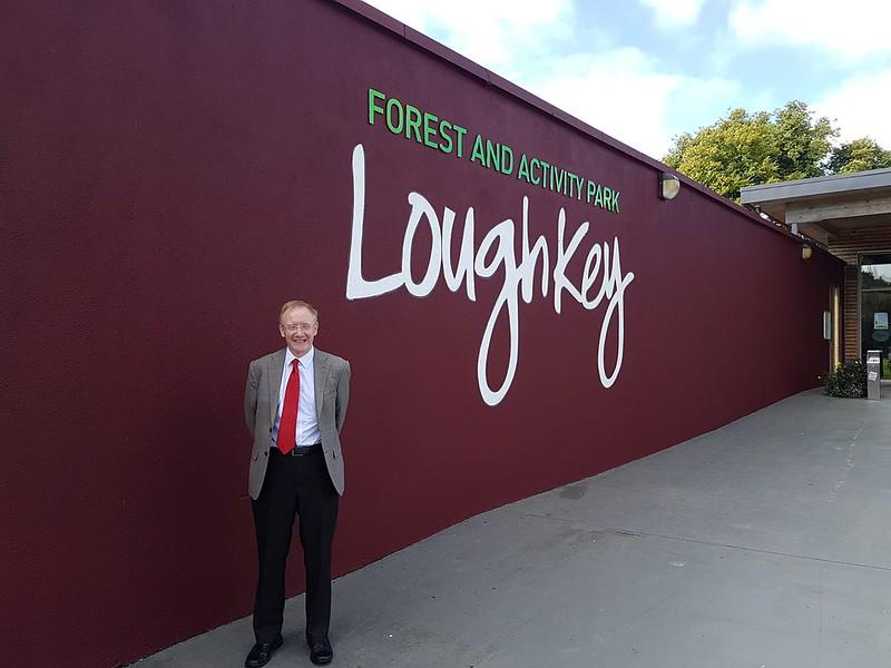 Frank Feighan - Lough Key Forest Park
