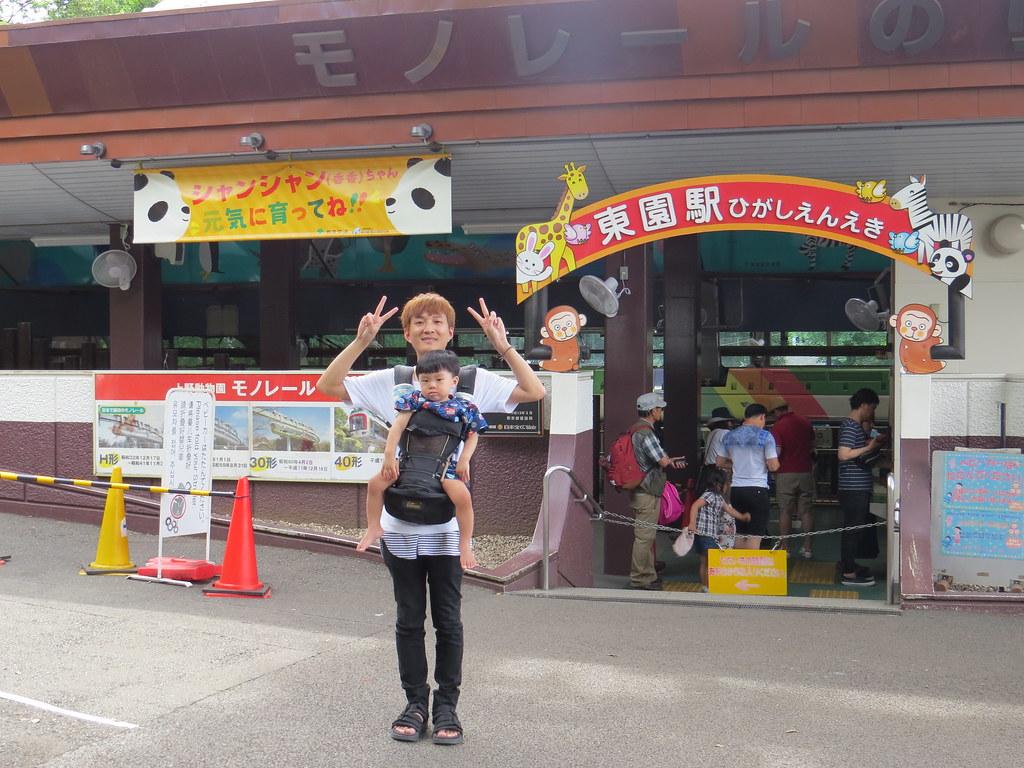TOKYO ZOO上野動物園(兩光媽咪柳幼幼) (32)