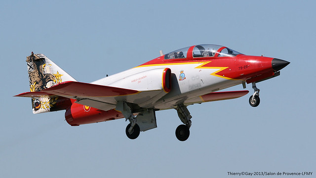 Spanish Air Force CASA, Canon EOS 30D, Canon EF 100-400mm f/4.5-5.6L IS