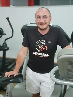 Il titolare della Gymnikos Mario Manzari