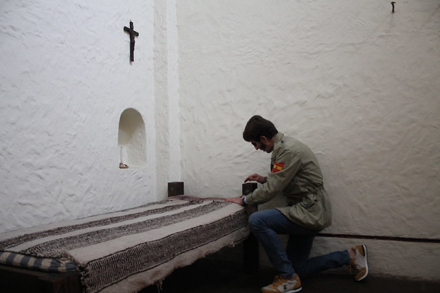 La Fe religiosa del Torero Juan José Padilla por San Martín de Porres