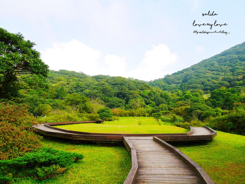 台北一日遊陽明山私房秘境推薦好玩好走親子景點大屯自然公園 (2)