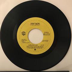 KRAFTWERK:NUMBERS(RECORD SIDE-B)