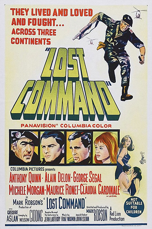 Lost Command - Poster 5